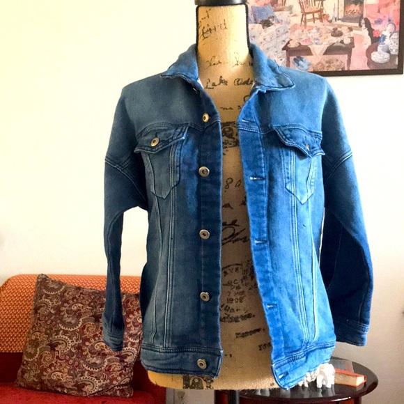 Abercrombie &Fitch denim jacket
